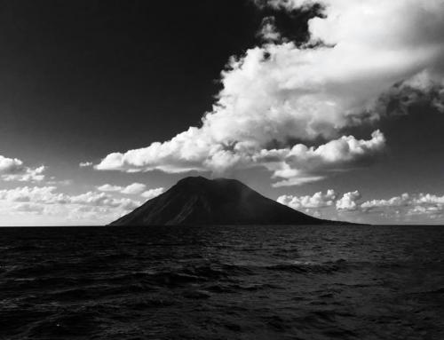 Vulkantur på Stromboli