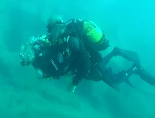 Dykkertur i Anfi